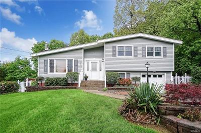 Salisbury Mills Single Family Home For Sale: 7 Ridgeview Road
