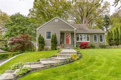 Cortlandt Manor Single Family Home For Sale: 15 Crescent Drive