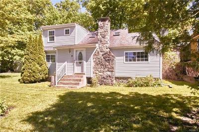 Greenwood Lake Single Family Home For Sale: 8 Glendale Road