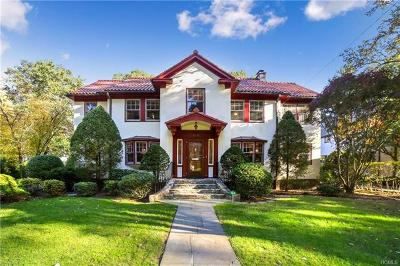 Scarsdale Single Family Home For Sale: 164 Brite Avenue