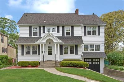 White Plains Single Family Home For Sale: 8 Coolidge Avenue