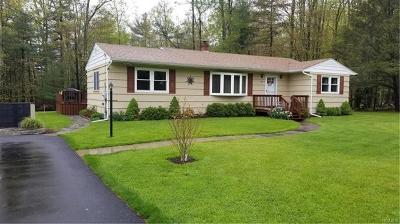 Forestburgh NY Single Family Home For Sale: $149,000