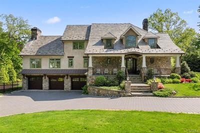 Scarsdale Single Family Home For Sale: 4 Obry Drive