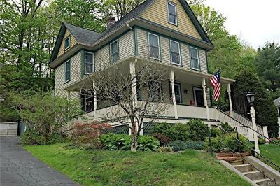 Mount Kisco Single Family Home For Sale: 29 Marion Avenue