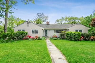 Scarsdale Single Family Home For Sale: 144 Clarence Road