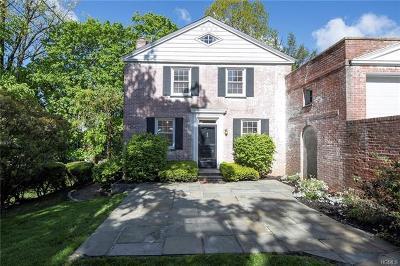Rye Brook Single Family Home For Sale: 10 Tamarack Road
