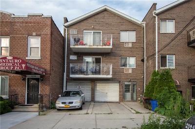 Pelham Bay Multi Family 2-4 For Sale: 2136 Continental Avenue