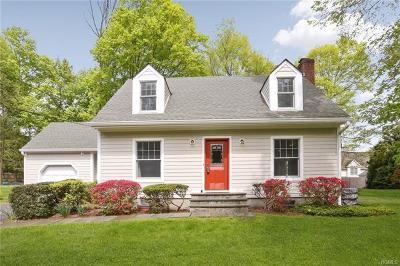 Chappaqua Single Family Home For Sale: 681 King Street