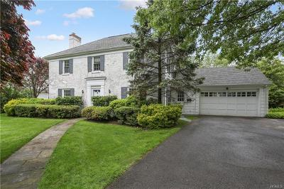 Scarsdale Single Family Home For Sale: 8 Varian Lane