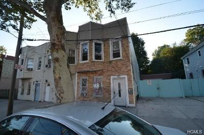 Bronx NY Multi Family 2-4 For Sale: $569,999