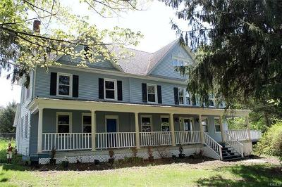 Callicoon, Callicoon Center Single Family Home For Sale: 108 Polster Road