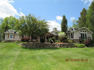 Chester Single Family Home For Sale: 1052 Craigville Road