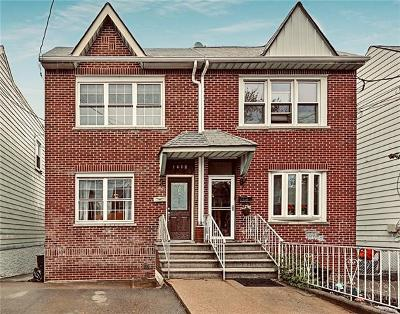 Bronx Single Family Home For Sale: 1418 Hobart Avenue