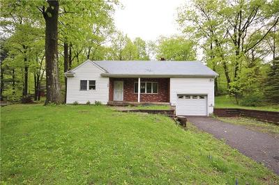 Monroe Single Family Home For Sale: 166 Berry Road