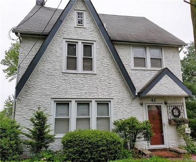 Yonkers Single Family Home For Sale: 42 Empire Street