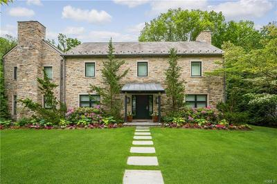 Scarsdale Single Family Home For Sale: 196 Rock Creek Lane