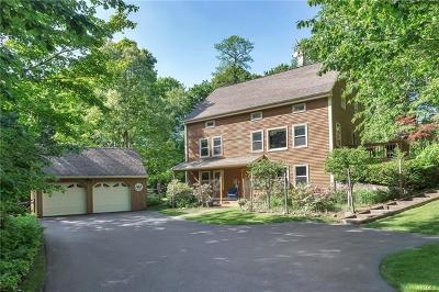 Cross River Single Family Home For Sale: 7 Adams Hill Road