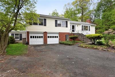 Pleasantville NY Single Family Home For Sale: $825,000
