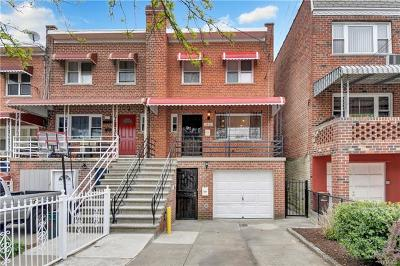 Bronx NY Single Family Home For Sale: $529,000
