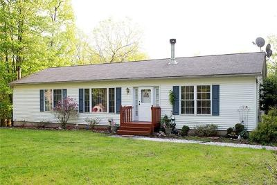 Single Family Home For Sale: 303 Wilson Road