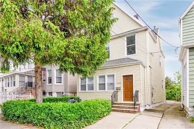 Bronx Single Family Home For Sale: 2532 Poplar Street