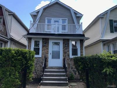 Bronx Single Family Home For Sale: 4232 Wickham Avenue