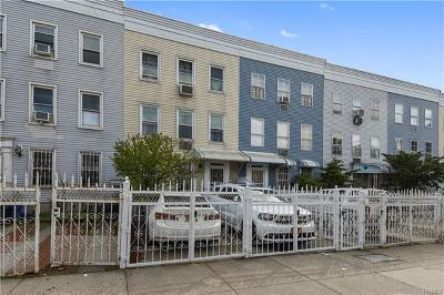 Bronx NY Multi Family 2-4 For Sale: $579,999