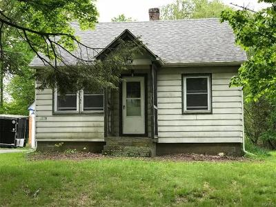 Single Family Home For Sale: 1530 Route 300