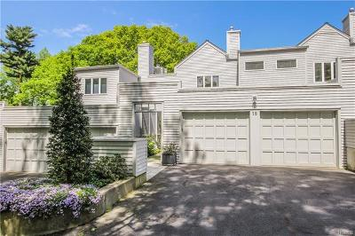 Briarcliff Manor Single Family Home For Sale: 18 Beechwood Way