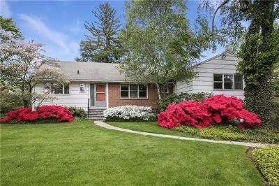 Scarsdale Single Family Home For Sale: 86 Carthage Road