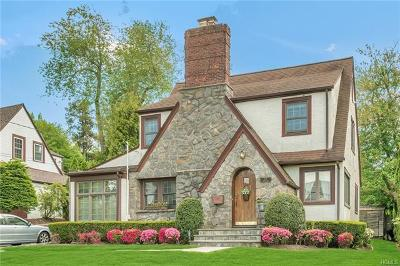 Scarsdale Single Family Home For Sale: 28 Tudor Lane