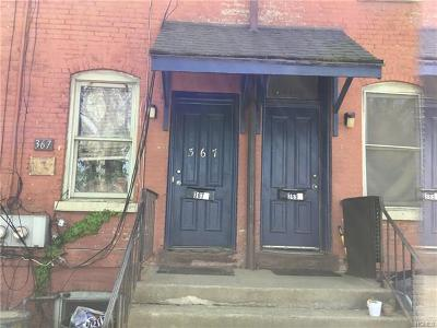 Newburgh Multi Family 2-4 For Sale: 367 Liberty Street