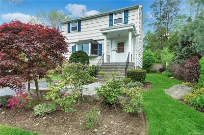 Scarsdale Single Family Home For Sale: 60 Longview Drive