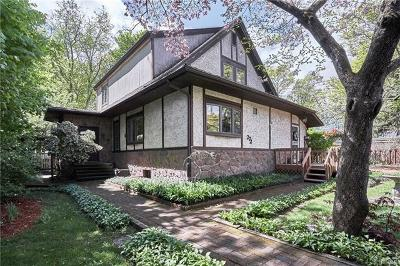 Monroe Single Family Home For Sale: 272 Cromwell Hill Road
