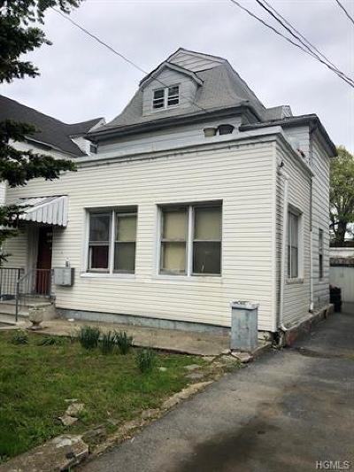 Bronx Multi Family 2-4 For Sale: 813 Chestnut Street