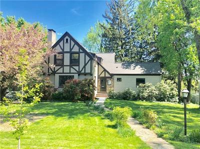 Goshen Single Family Home For Sale: 14 Wisner Terrace