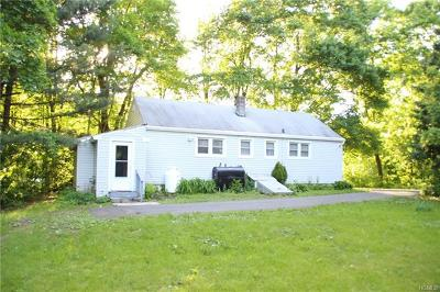 Single Family Home For Sale: 1048 Route 17