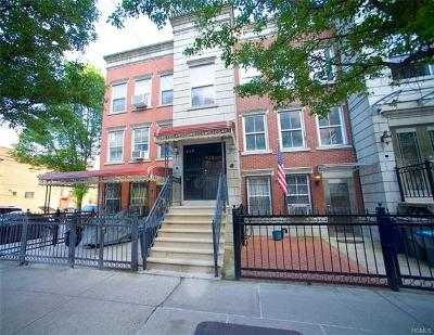 Bronx NY Multi Family 2-4 For Sale: $1,100,000