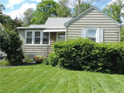 Rockland County Single Family Home For Sale: 105 East Washington Avenue