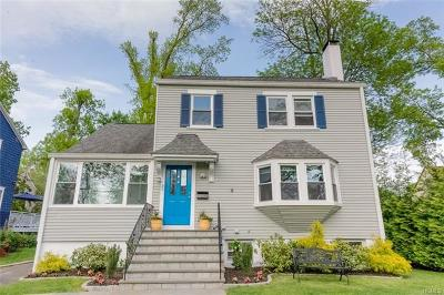 White Plains Single Family Home For Sale: 80 Ogden Avenue