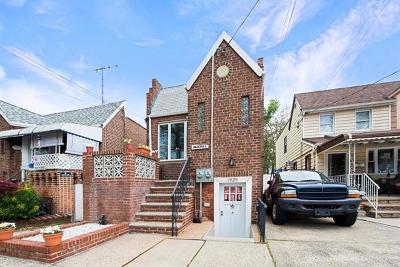 Brooklyn Multi Family 2-4 For Sale: 1929 East 33rd Street