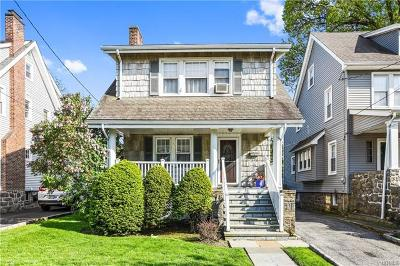 Westchester County Single Family Home For Sale: 31 Howard Parkway