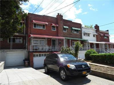 Bronx NY Multi Family 2-4 For Sale: $619,999