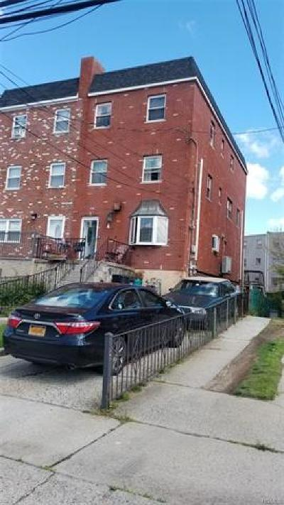 Bronx County Multi Family 2-4 For Sale: 3115 Harding Avenue