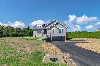 Milton Single Family Home For Sale: 269 Ridge Road