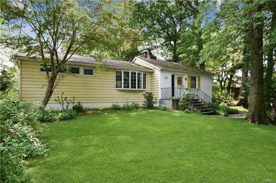 Yonkers Single Family Home For Sale: 18 Lakeview Avenue