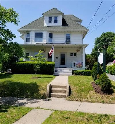 Suffern Single Family Home For Sale: 103 Washington Avenue