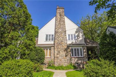 Westchester County Single Family Home For Sale: 148 Storer Avenue