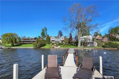 Connecticut Single Family Home For Sale: 137 Sunset Cove