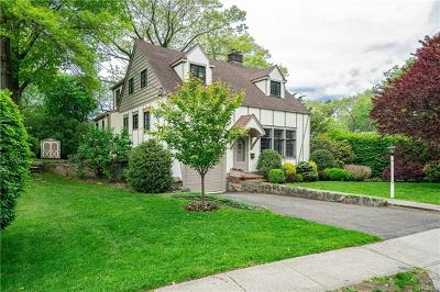 Larchmont Single Family Home For Sale: 207 Mulberry Lane